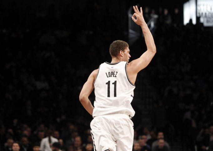 4 Teams That Should Take Interest in Brooklyn Nets' Brook Lopez 2