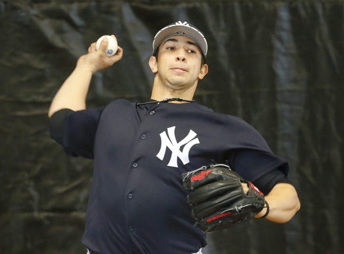 New York Yankees Recall Luis Cessa From Triple-A Scranton/Wilkes-Barre