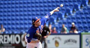 New York Mets Minor League Stars Of The Week: An Irish Born Pitcher, A Speedy Catcher