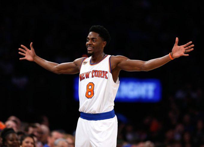 New York Knicks Should Platoon Lance Thomas and Justin Holiday at Small Forward 2