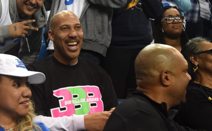 LaVar Ball Tells Kristine Leahy to Stay in Her Lane (Video)
