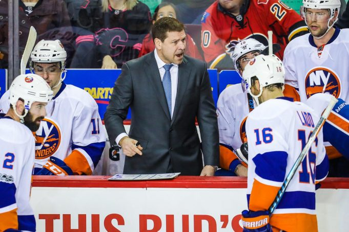 New York Islanders Daily Insight, 5/18/17: Shifting the Weight