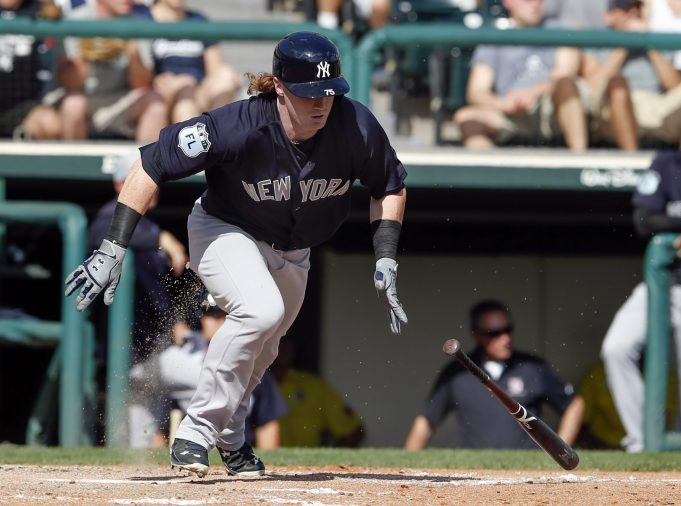 Clint Frazier Should Not Be A Trade Option For The New York Yankees