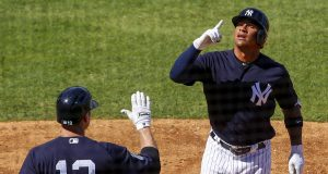 New York Yankees: Gleyber Torres Call-Up is Headley's First Warning