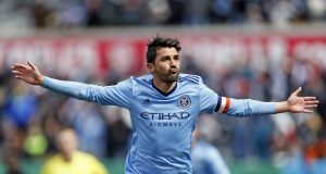 NYCFC Captain David Villa Extends Stay to 2018; Throws Out First Pitch at Yankees Game