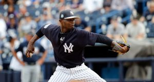 Is Domingo German On The Fast Track To The New York Yankees?