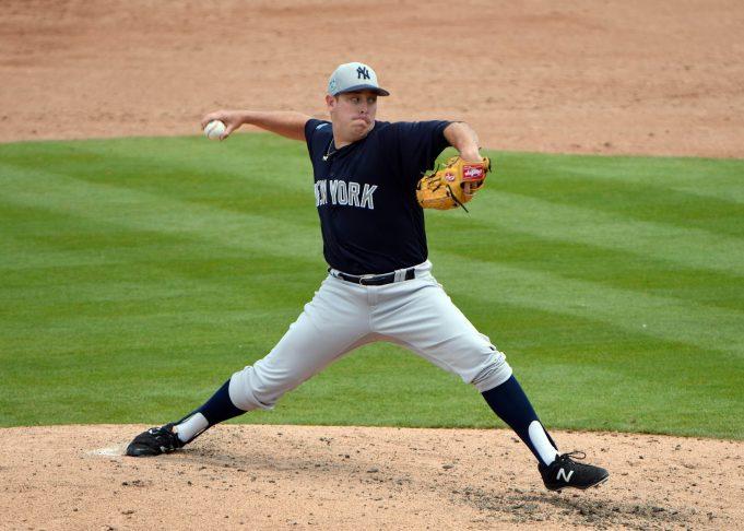 New York Yankees Promote J.R. Graham To SWB