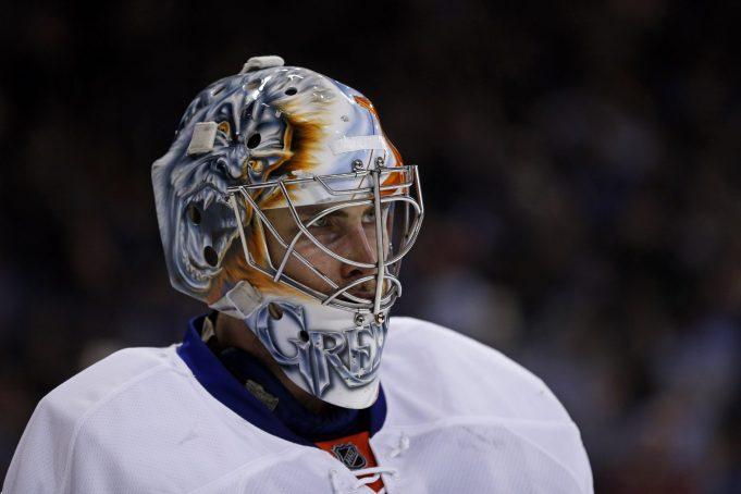 New York Islanders' Thomas Greiss Owes Nobody an Apology