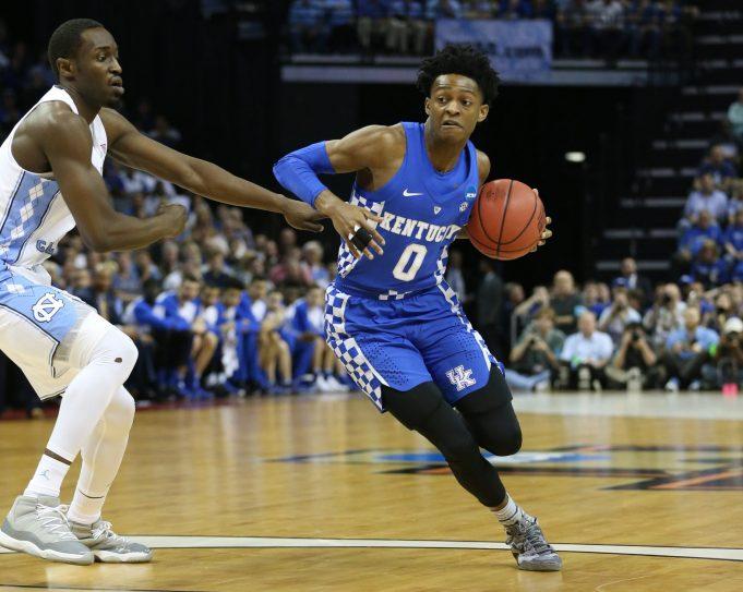 New York Knicks: Draft Hopeful De'Aaron Fox Wouldn't Mind the Big Apple