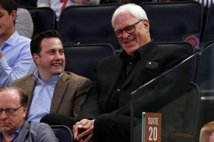 New York Knicks: Phil Jackson Continues to Express Desire For Carmelo Anthony to Leave