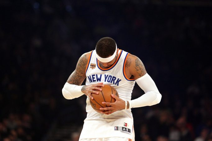 The New York Knicks' Carmelo Controversy, Potential Trade Partners 1
