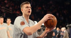 Multiple Teams Contacted New York Knicks About Kristaps Porzingis (Report)