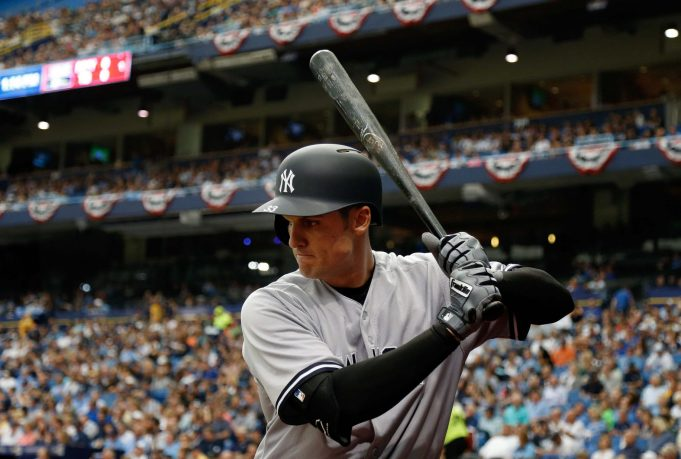 New York Yankees: Greg Bird Not Ready To Resume Baseball Activities