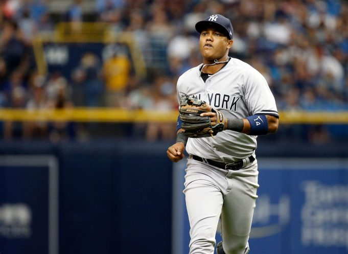 New York Yankees, Chicago Cubs Square Off In Interleague Series