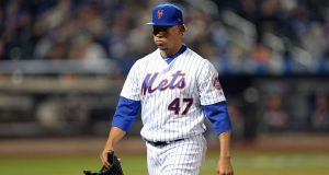 Hansel Robles, New York Mets