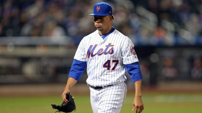 Hansel Robles, New York Mets