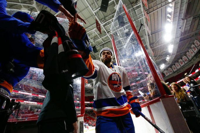 New York Islanders to Hold Blue and White Scrimmage on Jun. 29