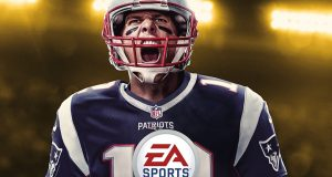 New England Patriots QB Tom Brady Graces the Cover of 'Madden NFL 18'