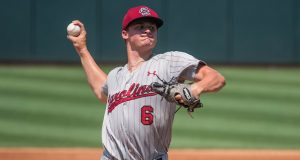 New York Yankees Draft RHP Clarke Schmidt With First Pick in MLB Draft