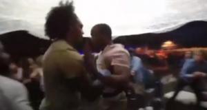 New York Jets' Leonard Williams Restrains Teammate Darron Lee in Public (Video) 2