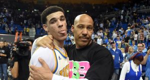 Lonzo and LaVar Ball to Appear on WWE Raw