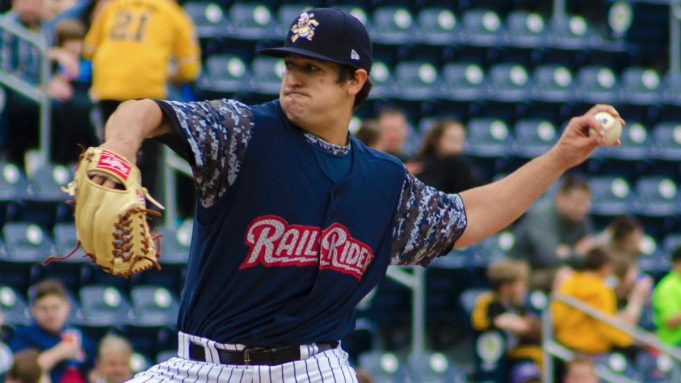 New York Yankees: LHP Caleb Smith Could Be Next Arm Up