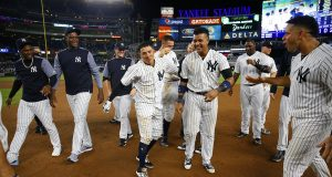 Torreyes' Walk-Off Single Caps Off Comeback Win For New York Yankees