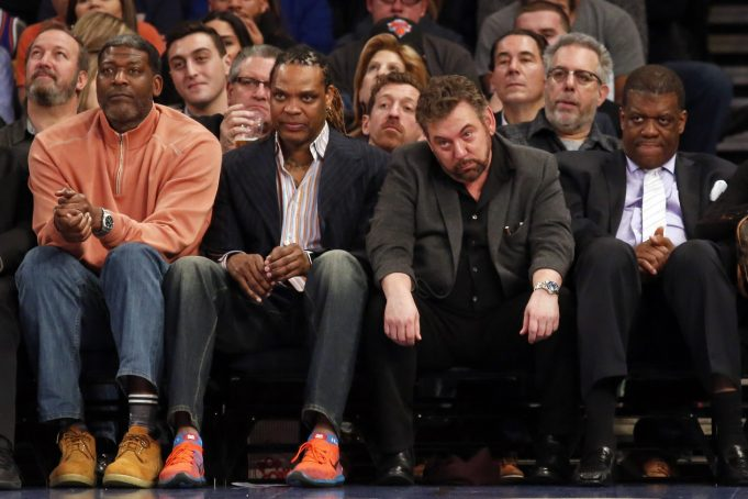New York Knicks: James Dolan Weighing Phil Jackson's Future (Report)
