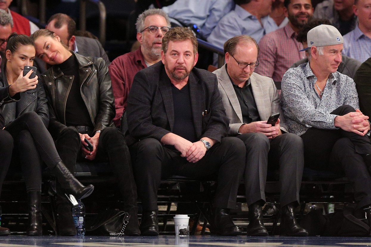 New York Knicks Are Still the NBA's Most Valuable Franchise