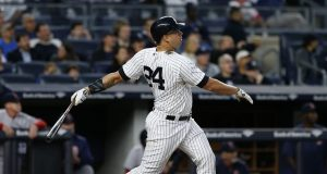 Gary Sanchez Homers Twice, Drives in Five Runs in New York Yankees Win