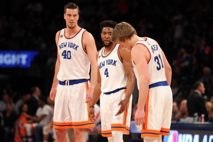 New York Knicks Release Ron Baker-less Summer League Roster