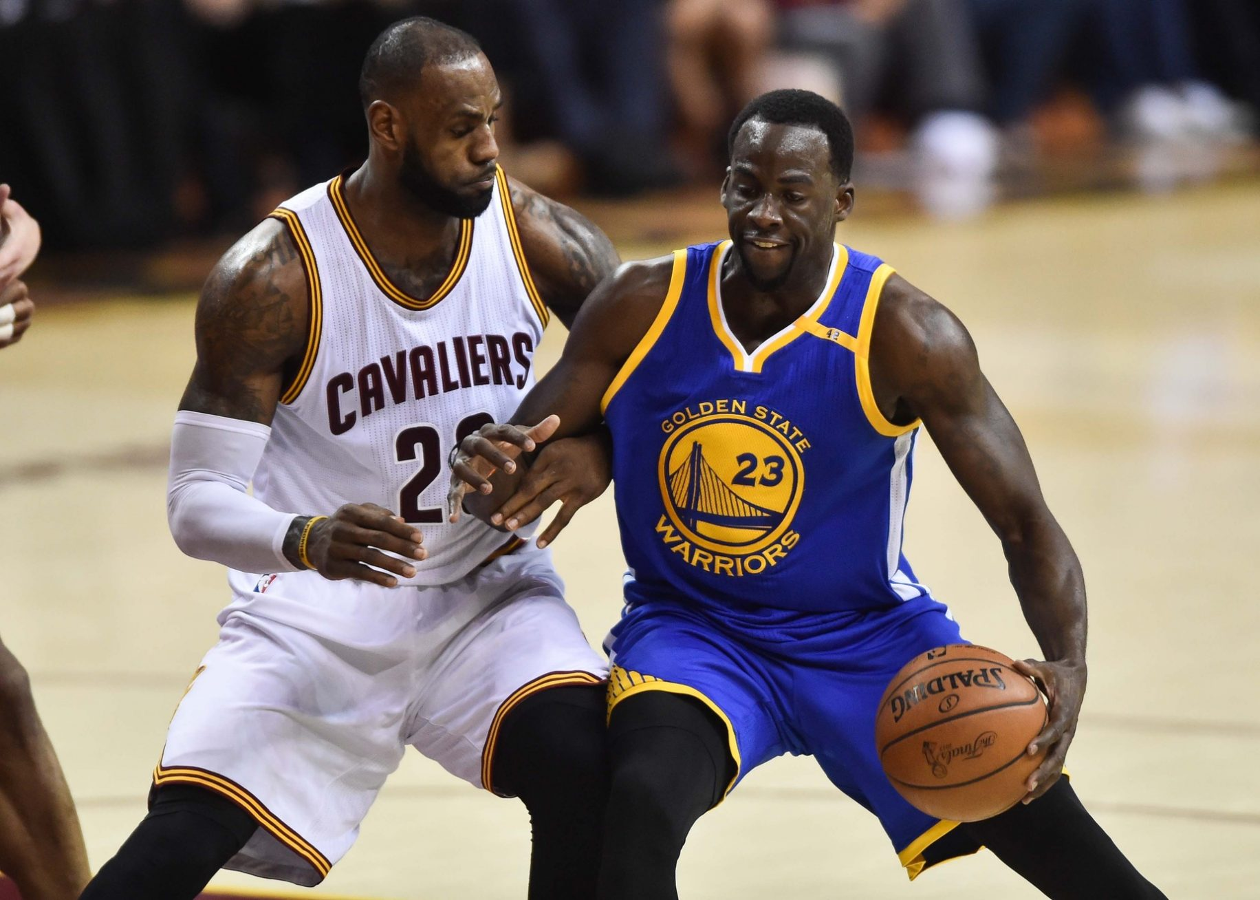 Draymond Green Gets Last Laugh in Petty Battle With LeBron James