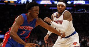 New York Knicks: How Carmelo Anthony Would Fit With Pistons