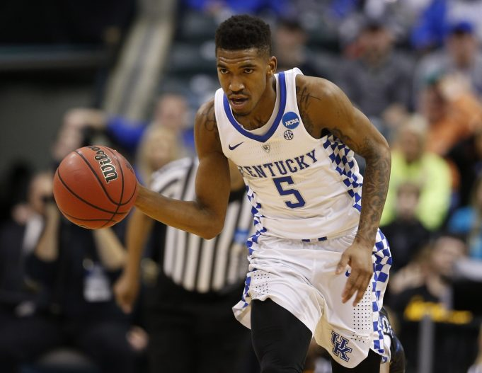 Malik Monk on Knicks Workout: Triangle Was 'All They Were Doing'