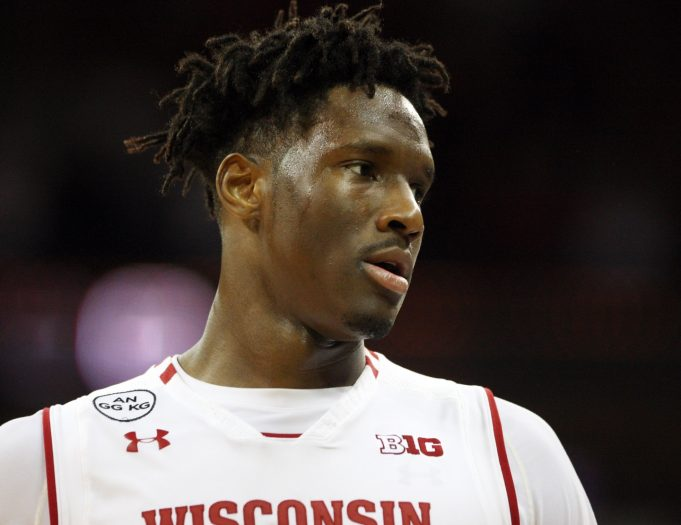 New York Knicks to Work Out Former Wisconsin Star Nigel Hayes (Report)