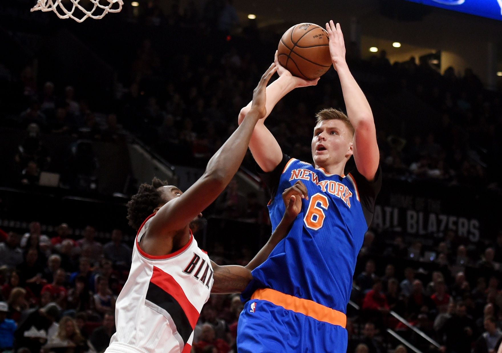 Kristaps Porzingis Shoots His Shot With Another Instagram Model 1