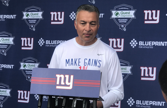 New York Giants: Less Targets For Odell Beckham, Jr. Might Not Be a Bad Thing 1