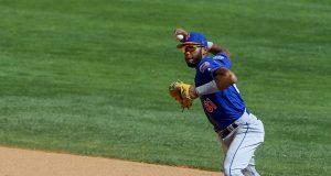 New York Mets Prospect Amed Rosario Shows Off Elite Defense