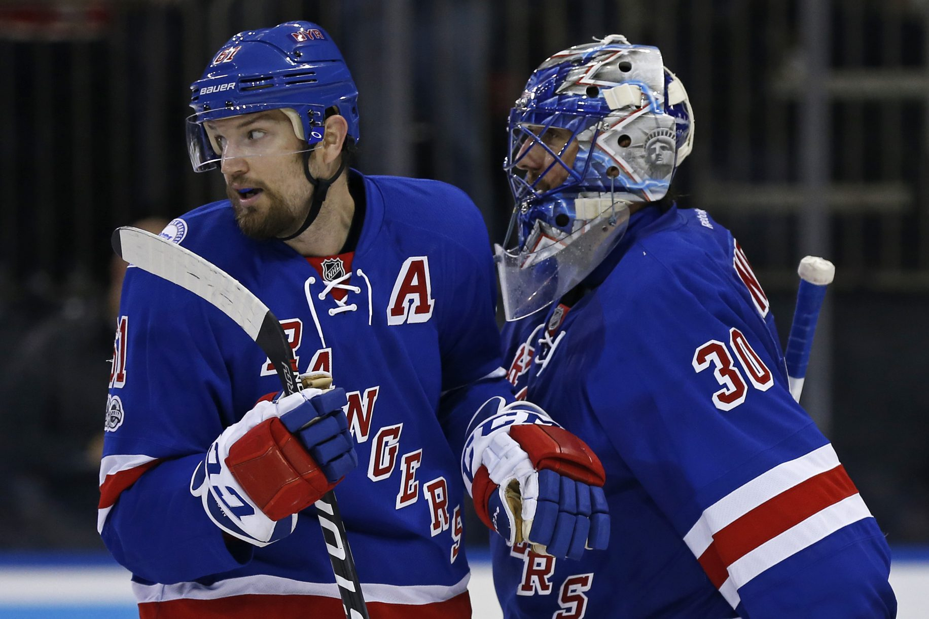 New York Rangers May Rid Large Contract Player to Las Vegas Golden Knights 1