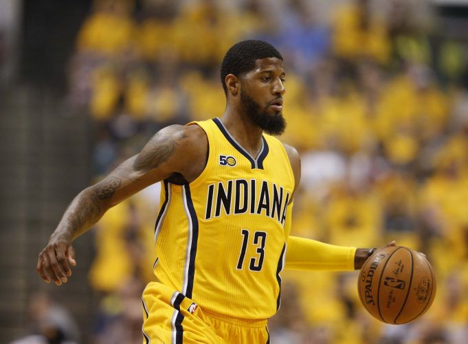 Paul George Is Not A Superstar Player 1