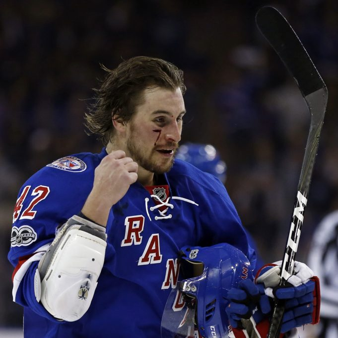 The New York Rangers and D Brendan Smith Agree On New Deal (Report)
