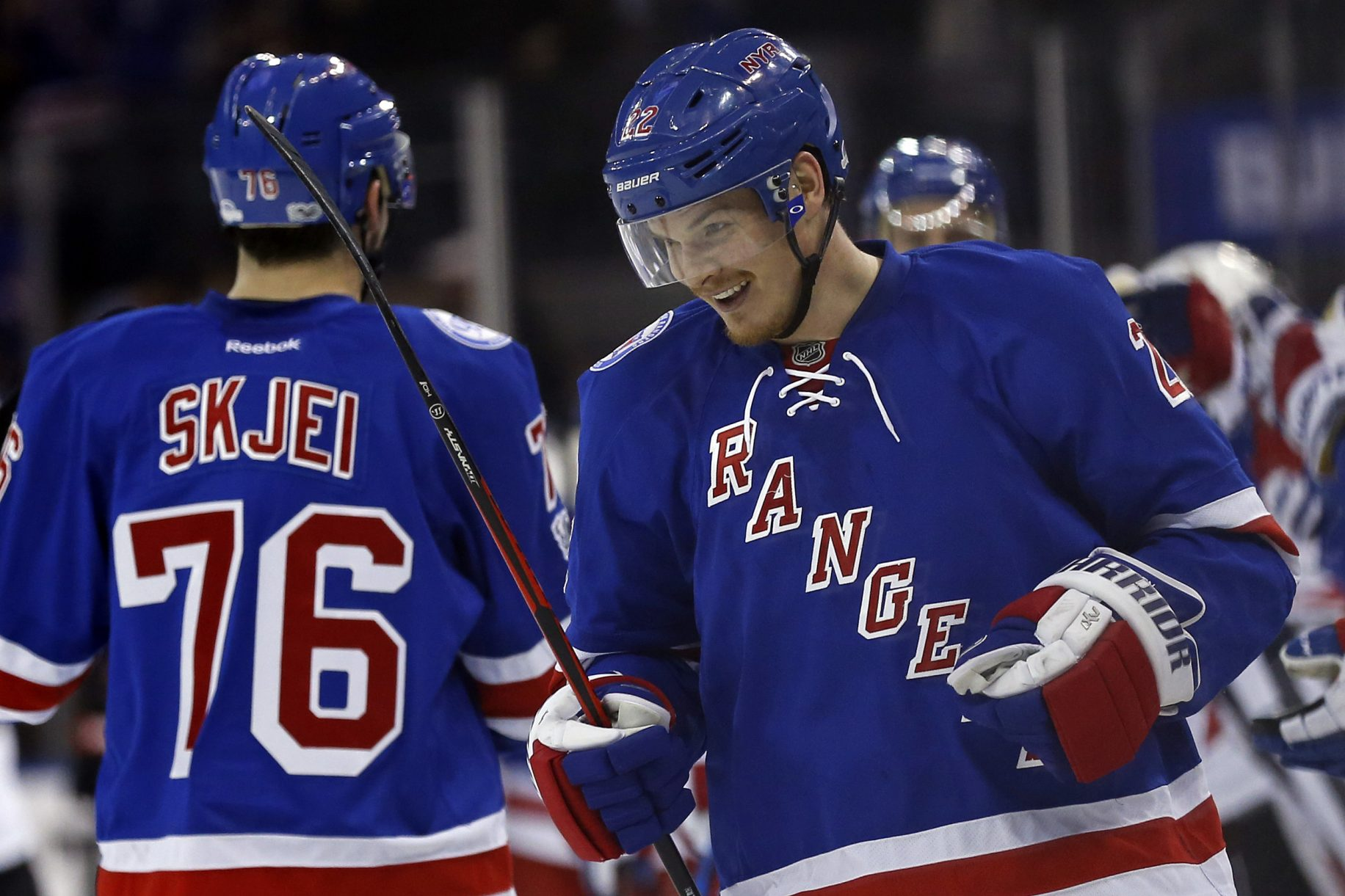 New York Rangers Free Agency Preview: Completing the Defense 1