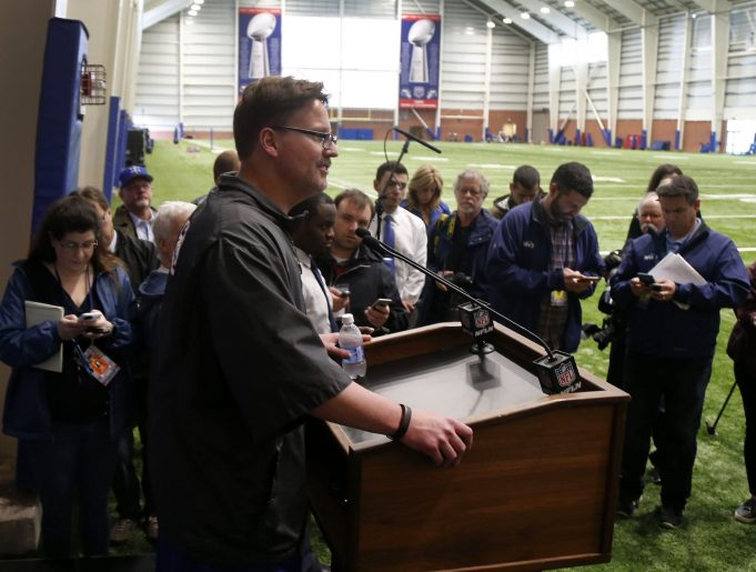 New York Giants Readying Themselves For the Mandatory Part of the Offseason