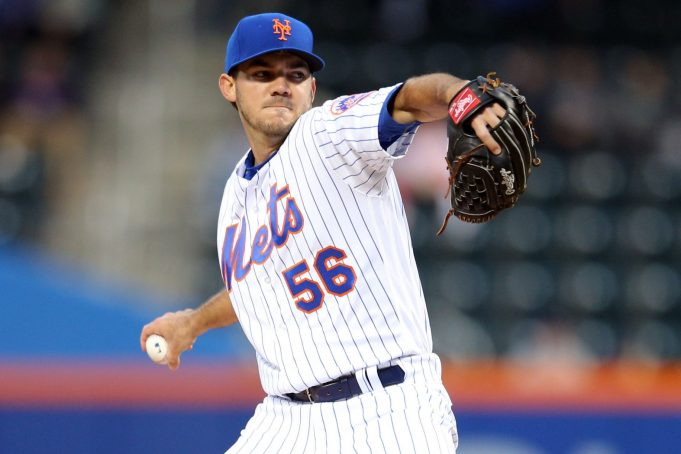 New York Mets Amazin' News, 6/21/17: Tyler Pill, Rich Hill in Game 3; Zack Wheeler to DL 3