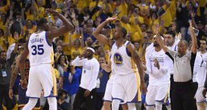 NBA Finals: Kevin Durant and Stephen Curry Shine, Warriors Take Game 1