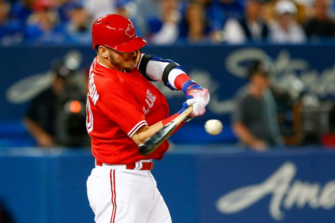 Donaldson's Late Inning Homer Lifts Jays Over The New York Yankees