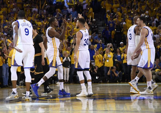 NBA Finals: How the Golden State Warriors Can Avoid History Repeating Itself 2