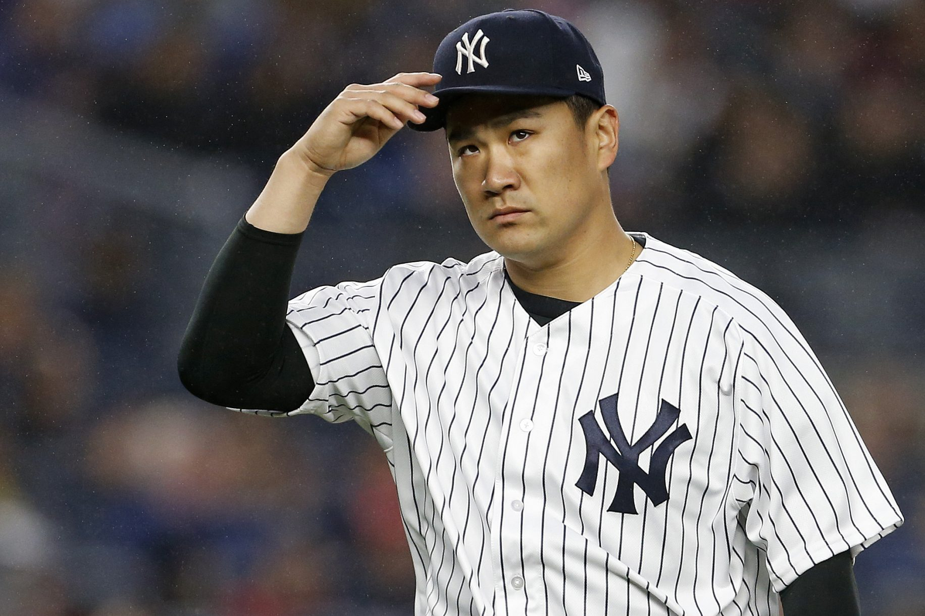 New York Yankees: Tonight Is Prime Opportunity To Right Masahiro Tanaka 3