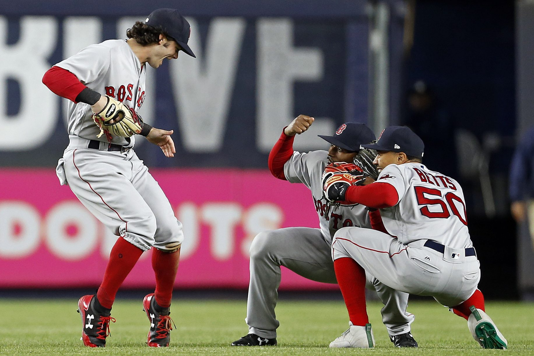 New York Yankees Come Up Short In Red Sox Series Opener