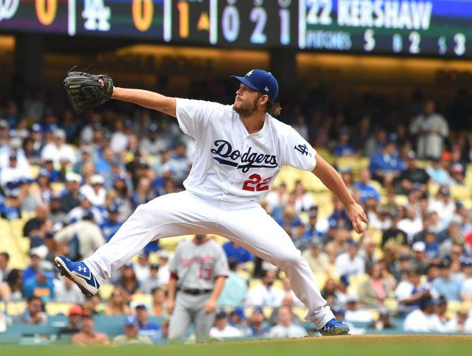Daily Fantasy Baseball, 6/13/17: Pay for Clayton Kershaw, Zack Greinke and Josh Donaldson